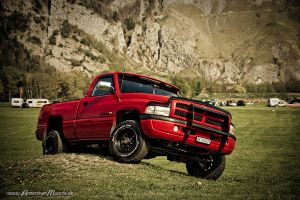 Dodge.Ram by AmericanMuscle