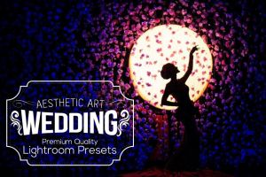 Aesthetic Wedding Lightroom Presets by AestheticArtz
