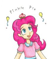 5 - Pinkie Pie by myosotis22