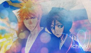 Ichiruki Wall 14 by naruble