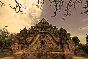 bali temple 2 by worldpitou