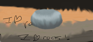 Rock Adopt form thing by AutumLeavesofFall