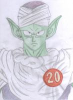 Piccolo by gothgirl9678