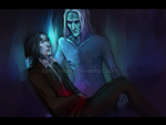 That One Dude That Brings A Dead Body To The Party by itami-salami