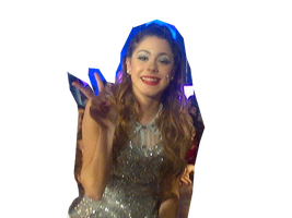 Tiini stoessel png!! Super cool by Noroboenserio