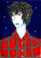 Marshall Lee by PunkyGothic