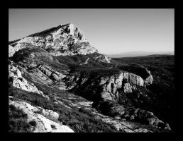 St. Victoire 2 by NeonHaystack
