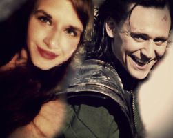 Loki and I: 8 by TeamSNIC