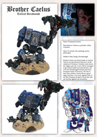 Brother Caelus the Dreadnought by orcbruto