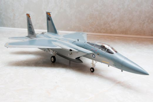 F-15C Eagle (Almost) Complete by AEisnor