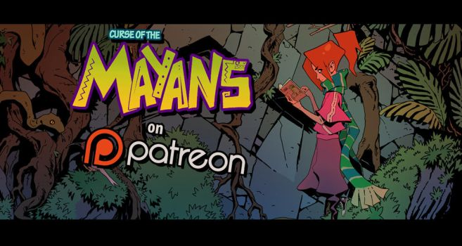 Curse of the Mayans on Patreon by drazebot