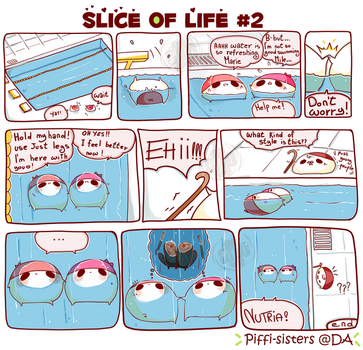 Slice Of Life #2 by Piffi-sisters