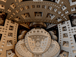 Menger Palace Portico by fraxialmadness3