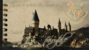 Hogwarts - no fairytale by SerenaLuv