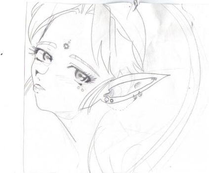 Elf Girl 2001 by carly579