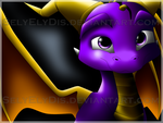 Spyro The Dragon by SelyElyDis