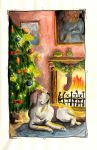 Christmas Evening by Eminentia