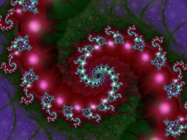 Peaceful Chaos - Adoralyna by Ultra-Fractal