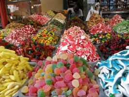 Candy Shop by superXmeow