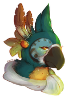 Kass by syviethorne