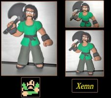 Xemn Legacy of the Wizard by axelgnt