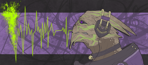 Dubstep Turian by BlackShial