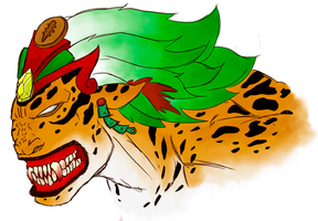 Guerrero Jaguar by Juliiuz