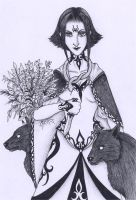 Hecate by verreaux