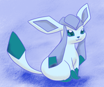 Glaceon by Alvro
