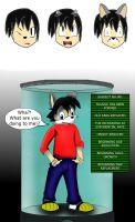 Transformation Subject 001: Charlie (Page 2) by Bakuda-Son