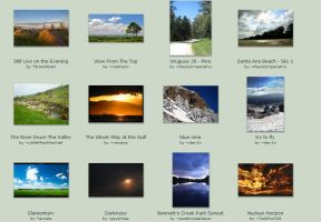 May submissions 16th-21st by Scapes-club