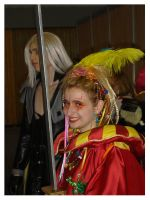 My Kefka Cosplay and Sephiroth by Kynvael