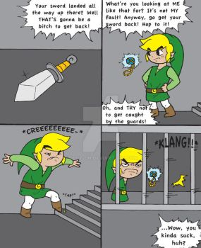 Zelda WW Comic 17 by Dilly-Oh