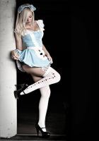 Alice in the wonderland by Theo2104