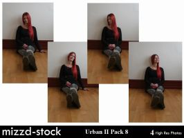 Urban Series II Pack 8 by mizzd-stock