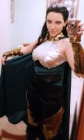 Lady Loki cosplay - Finished (costume) by DynastJC