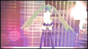 MMD | Missing Sunsets by sockees