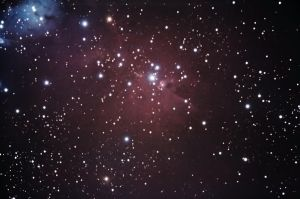 Ngc-2264 The Cone Nebula by RayM0506
