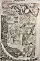 Spider Man Power and Responsibility Part 1 of 3 by MarcDaArtist
