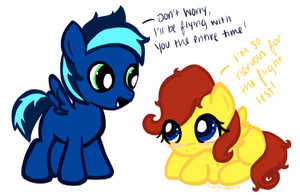 I'll Fly With You by perseveringrose