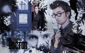 The Tenth Doctor by Elflover21