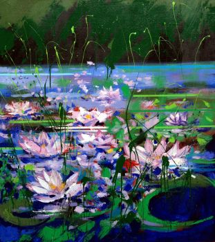 Waterlilies by zampedroni