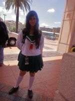 Metrocon 2012 - Kagome by JavaCosplay