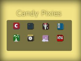 Candy Pixies by babysnoop03