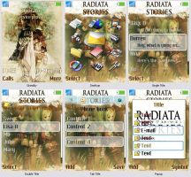 Radiata Stories S710a theme by CaligoGreywings
