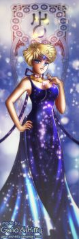 Sailor Royalty: Princess Uranus by galia-and-kitty
