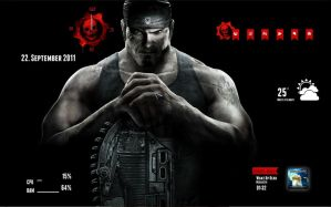 Gears Of War by andyc2908