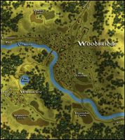 Woodbridge Village Map by Brian-van-Hunsel