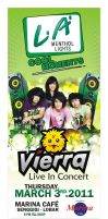 VIERRA LIVE IN CONCERT by ignra