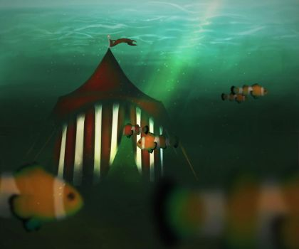 sunken circus by deadwrong777
